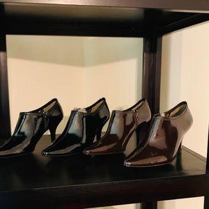 NWOB 2 pair Anne Klein Boots 2pair